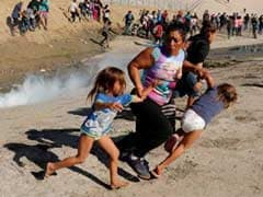 Migrant Woman, Kids In Viral Tear Gas Photo Allowed Into US: Lawmakers