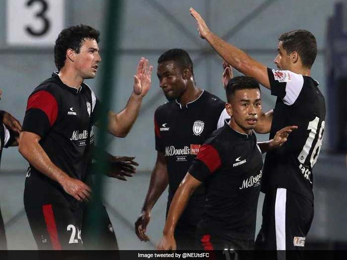 Indian Super League: NorthEast United Defeat Pune City, Climb To Second Spot