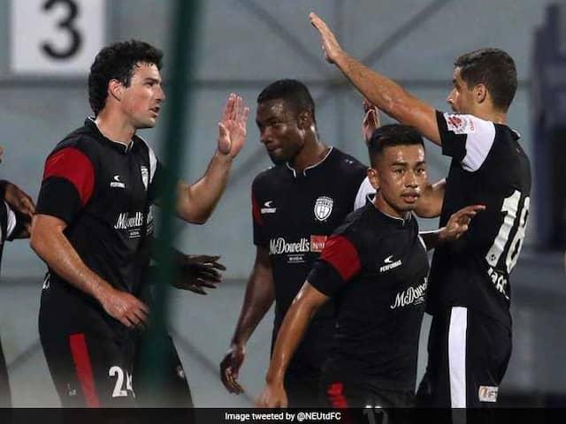 Indian Super League: NorthEast United Defeat Pune City, Climb To Second Spot