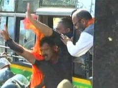 """Hypocrisy Exposed"": BJP After HD Kumaraswamy Skips Tipu Jayanti Event"
