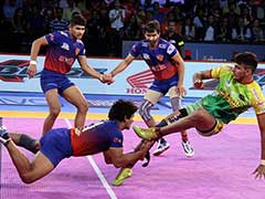 Pro Kabaddi League: Patna Pirates Beat Dabang Delhi, U Mumba Defeat Tamil Thalaivas