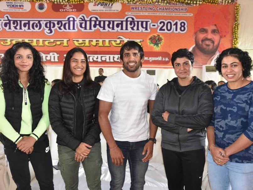Bajrang Punia, Vinesh Phogat, Pooja Dhanda Among 24 Senior Wrestlers To Get WFI Annual Contracts
