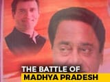 Video: National Leaders Missing From Posters For Madhya Pradesh Polls