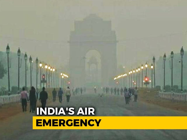 Video : Delhi's Air Pollution Emergency: Ban On Cars, Odd-Even The Solution?