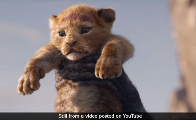 The Lion King Teaser: Relive Your Childhood In Under 2