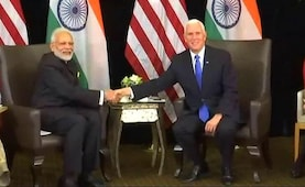Pak 'Mainstreaming' 26/11 Terrorists Threat To All: PM Modi To Mike Pence