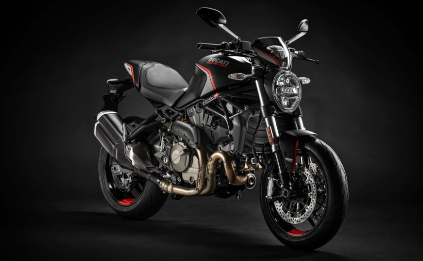 The Ducati Monster 821 Stealth will be introduced as a 2019 year model