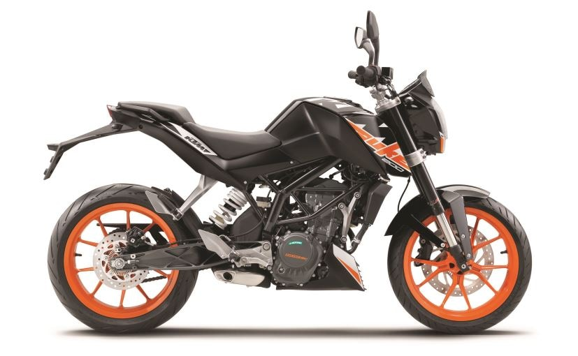 Ktm 200 Duke Abs Launched Priced At Rs 1 6 Lakh Carandbike