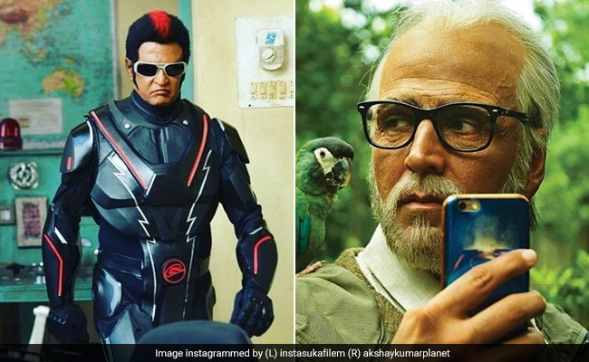 2.0 Box Office Collection Day 1: रजनीकांत-अक्षय कुमार की 'Robot 2.0' ने दी तूफानी दस्तक, पहले दिन कमाए इतने करोड़