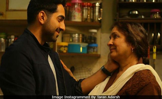 'बधाई हो' देख खुशी से रोने लगे अमिताभ बच्चन, नीना गुप्ता को खत लिखकर भेजा
