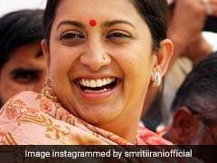 Deepika-Ranveer की Wedding Pics के लिए बेताब हैं स्मृति ईरानी, कंकाल की फोटो पोस्ट कर लिखा कुछ ऐसा...