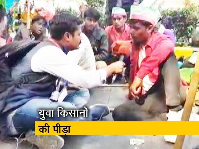 Videos : आंदोलन में बड़ी संख्या में युवा किसान शामिल