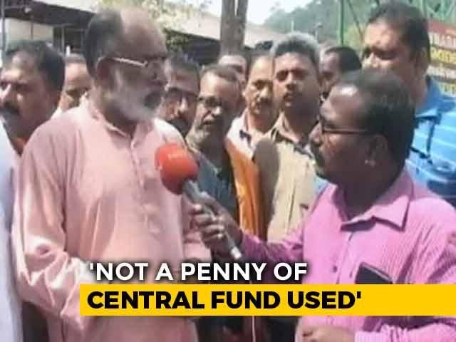 "Video : ""Worse Than Emergency"": Minister Slams Kerala Government On Sabarimala"