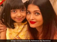 For Aishwarya Rai Bachchan, This Crown Made By Aaradhya Is 'Most Precious Ever'