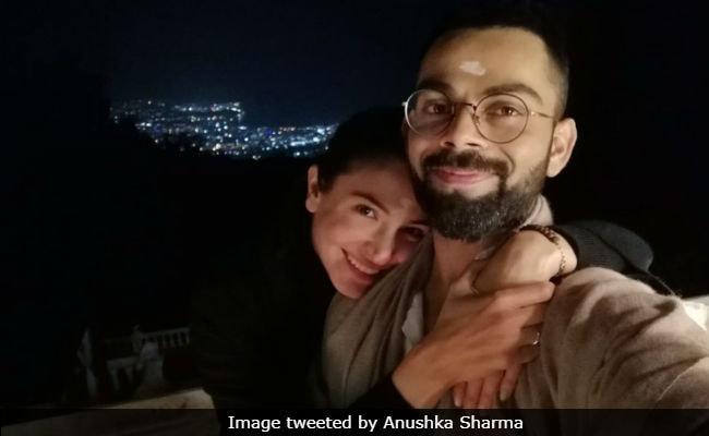 Anushka Sharma's Mushy Birthday Post For Virat Kohli Is Aww-Dorable