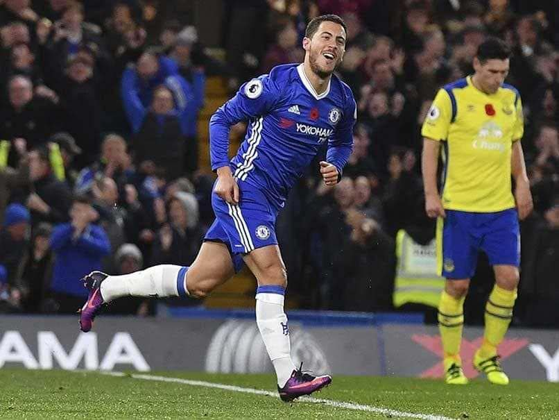 Maurizio Sarri Optimistic Eden Hazard Will Sign New Chelsea Deal