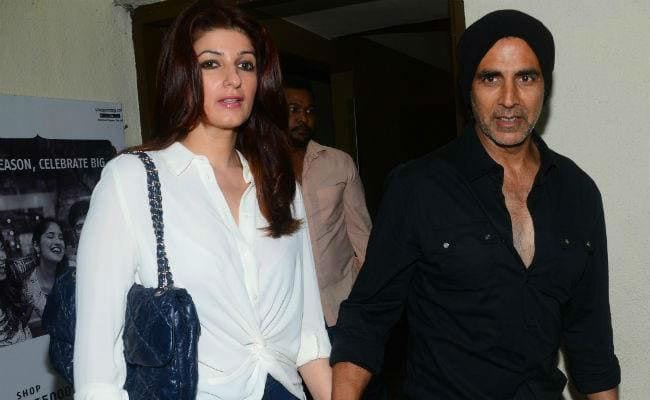 It Seems Twinkle Khanna Is Winning Over Akshay Kumar In The Fame Stakes