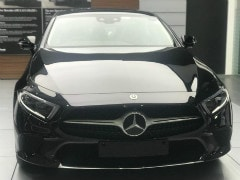 New Mercedes-Benz CLS Spotted At Dealerships, India Launch Tomorrow
