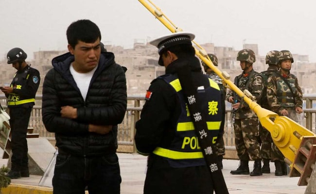 US To Introduce Bill Urging China Sanctions Over Crackdown In Xinjiang