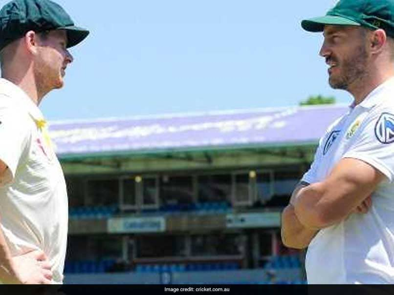 """Faf Du Plessis To Steve Smith On Ball-Tampering Row, """"Stay Strong"""""""