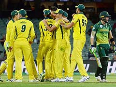 2nd ODI: Australia Beat South Africa To Snap Losing Streak