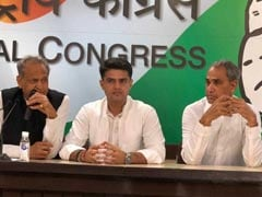 Sachin Pilot Or Ashok Gehlot? Wary Congress Fields Both In Rajasthan