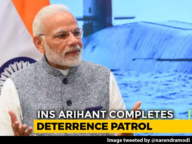 Video : With INS Arihant Milestone, India Joins Exclusive Nuclear Missile Club