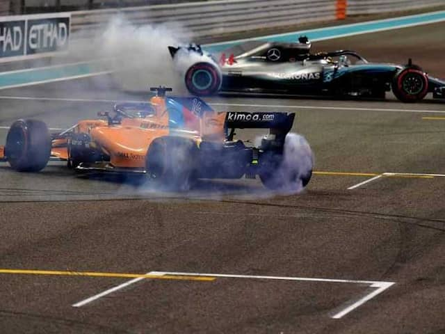 Fernando Alonso Departs With Donuts, Praise And Penalties