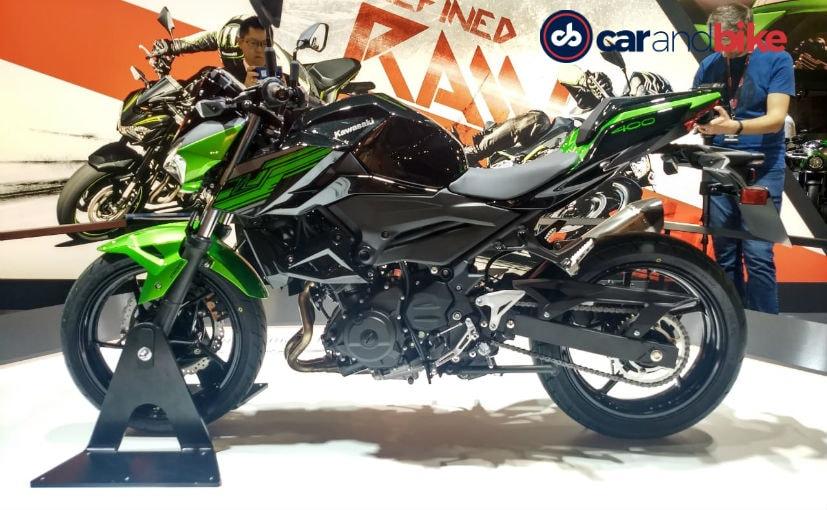 EICMA 2018: Kawasaki Z400 Revealed - NDTV CarAndBike