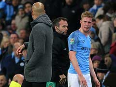 Kevin De Bruyne Blow For Manchester City As Star Ruled Out For Up To Six Weeks