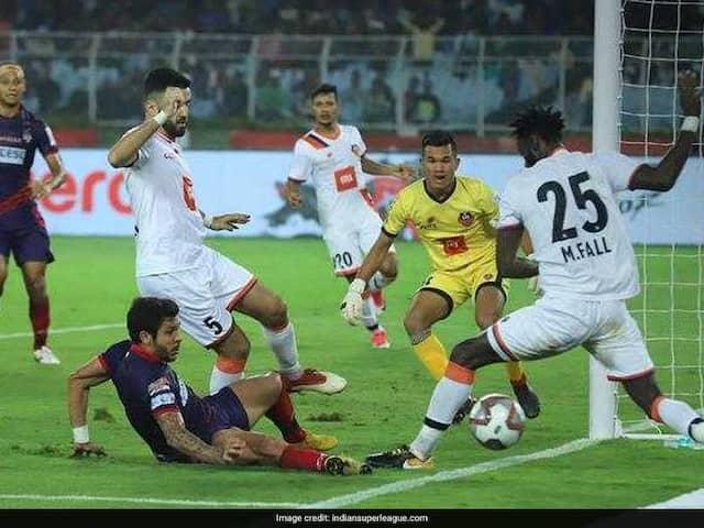 Indian Super League: ATK, FC Goa Play Out Goalless Draw