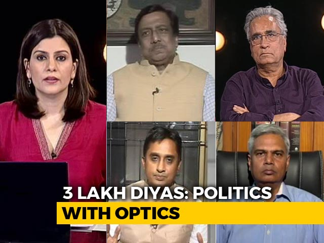 Video : Yogi Adityanath's Big Ayodhya Pitch: Will This Be The BJP's Game Changer?