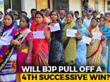 Video : Nearly 72 Per Cent Voting In Second Phase Of Chhattisgarh Polls