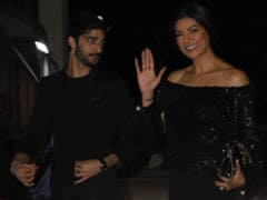 Shilpa Shetty's Diwali Bash: Sushmita Sen And Rumoured Boyfriend Rohman Shawl Checked In Together