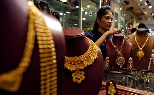 Gold Rates At Six-Year Highs Ahead Of Diwali