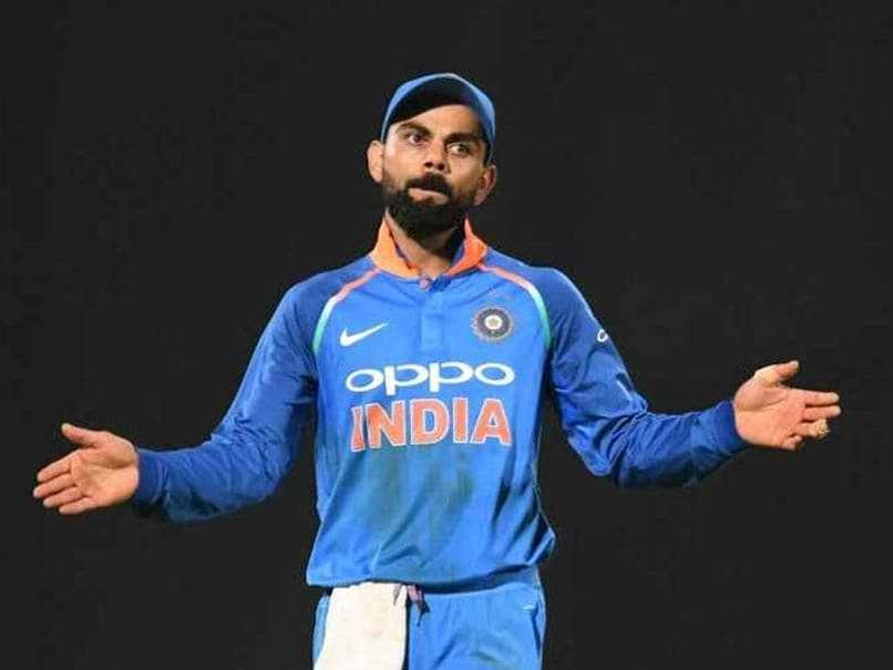 "Virat Kohli Speaks Up After Backlash On Twitter Over His ""Leave India"" Comment"