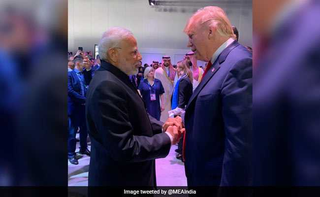 Congress' Show Of Support For PM Modi After Trump's 'Afghan Library' Barb