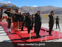Ahead Of Diwali, Armies Of India And China Meet In Eastern Ladakh