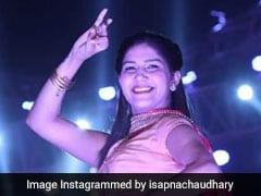 Video: सपना चौधरी ने आगरा में मचाया कोहराम, बोलीं- छोरी मैं हूं बड़ी बिंदास...