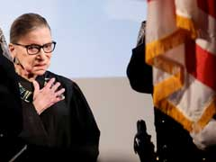 US Supreme Court Justice Ginsburg Fractures Three Ribs, Hospitalised