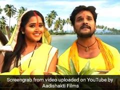 खेसारी लाल यादव, पवन सिंह और निरहुआ के Chhath गीतों ने मचाया धमाल, देखें Bhojpuri Video