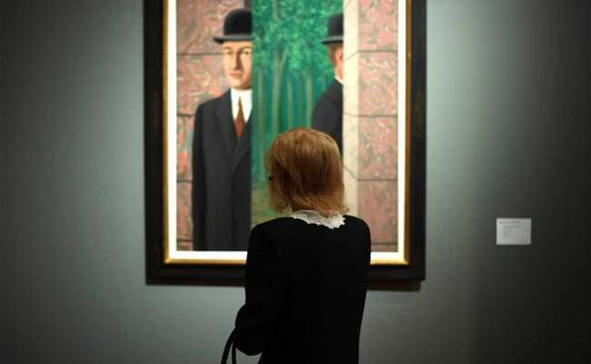 Painting By Belgian Surreal Artist Gets $26.8 Million At New York Auction