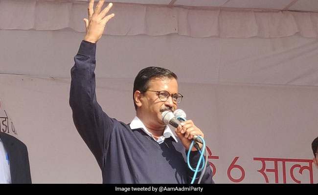 Arvind Kejriwal Vows Action Irrespective Of Rank In Delhi Shelter Case