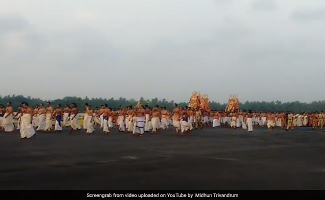 When Kerala's Capital Shut Airport Operations To 'Let The Gods Pass'