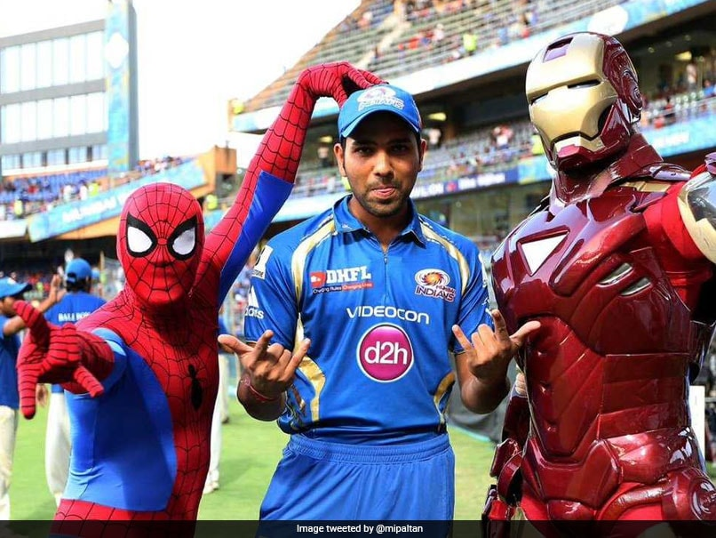 Stan Lee Gets Heartfelt Tribute From Mumbai Indians