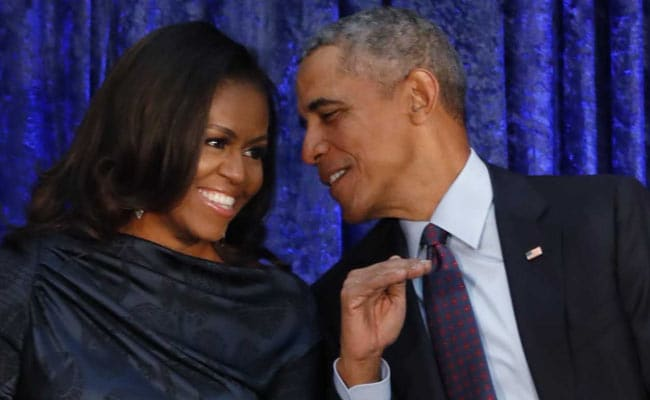 Michelle Obama Says She Sought Marriage Counselling With Husband