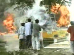 Convicts Who Set Bus On Fire Killing 3 Women In Tamil Nadu Set Free
