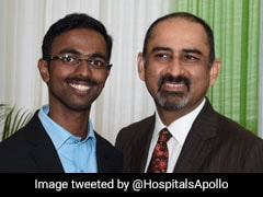 20 Years After Liver Transplant, Man Training To Become Doctor