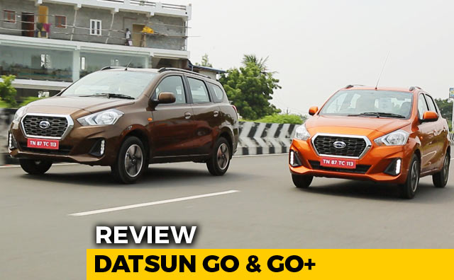 Video : 2018 Datsun GO & GO+ Facelift Review