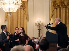 CNN Sues White House Over Barring Of Reporter Jim Acosta